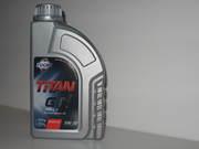 Масла,  смазки и сервисные продукты ТМ Fuchs Titan