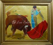 Картина знаменитого Испанскго художника