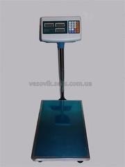 Продам электронные весы до 150 кг. с калькулятором.