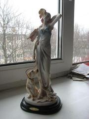 Реставрация фарфора,  керамики и композита: статуэток,  сувениров,  ваз,  декора. Качественно.