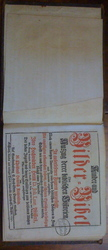Библия с иллюстрациями,  редкое издание 1737 год
