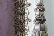Интерьерные ткани,  карнизы,  ковры и аксессуары