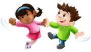 Танцы для детей (2-3,  3-4,  4-6 лет) Дорогожичи,  Сырец