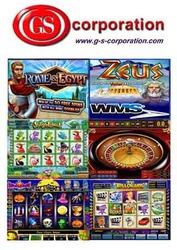 игровые автоматы и комплектующие