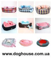 Спальные места для собак: лежаки,  лежанки,  матрасы для собак