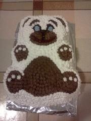 Домашние детские тортики на заказ в Киеве
