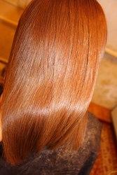 Кератиновое выпрямление волос Киев  Luxliss