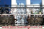 Художественная ковка на заказ в Киеве