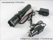 Электрошокер СКОРПИОН 1102 (158, 000 кВольт)