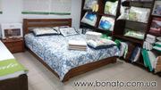 Продам новые деревянные кровати,  ортопедические матрасы и аксессуары.