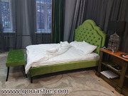 Мягкие кровати от производителя в Киеве,  мягкие изголовья для кровати