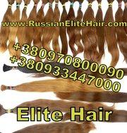 Наращивание волос в Киеве Акция Бесплатно Славянские волосы
