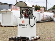 Мини-АЗС Benza модификации