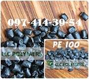 Трубная экструзия ПНД (HD-100),  ПЭНД,  HDPE. Трубный полиэтилен ПЭ100