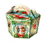 Новогодние подарки оптом сладкие
