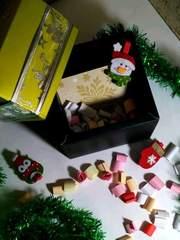 """Magic box Коробочка с предсказаниями """"Кусочки счастья"""""""