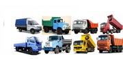 Вывоз строймусора,  хлама,  грунта,  снега,  авто от 1 до 30 тон