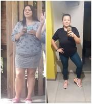 Похудеть,  Марафон,  Успешная